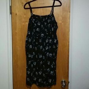 Torrid floral size 3 dress